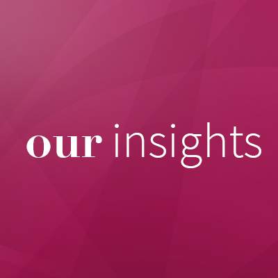 Read Our Insights Spotlight Photo