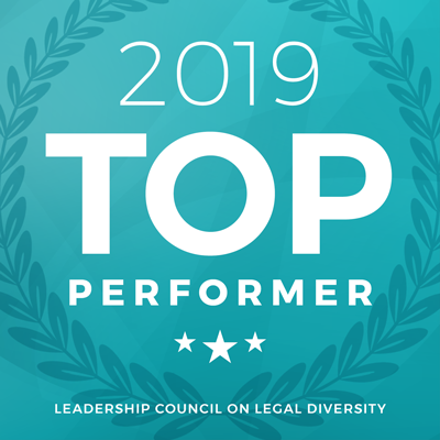 Lane Powell Recognized as 2019 'Top Performer' by Leadership Council on Legal Diversity Spotlight Photo