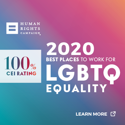 Lane Powell Earns Top Marks in 2020 Corporate Equality Index for Fourth Consecutive Year Spotlight Photo