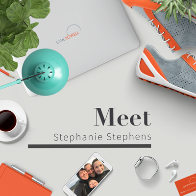 Get to Know the People of Lane Powell | Stephanie Stephens, Finance & Banking Team Chair