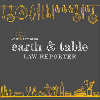 Earth and Table Law Reporter | A Law Blog
